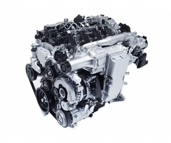 động cơ Skyactiv-X Mazda
