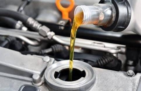 dầu xe