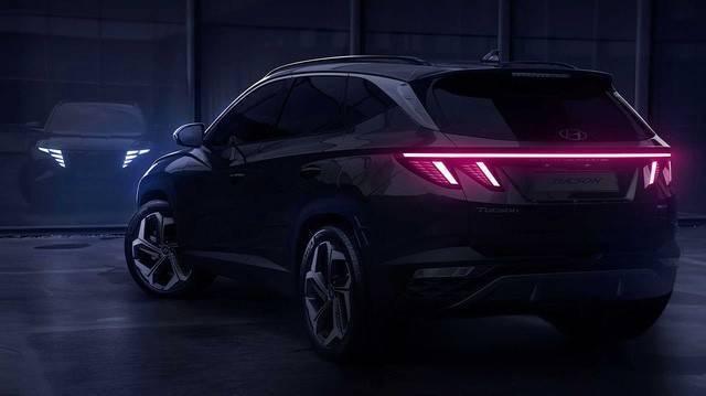 Hyundai Tucson 2021 sẽ có bản 2.5L tăng áp gần 290 mã lực, bỏ xa Honda CR-V